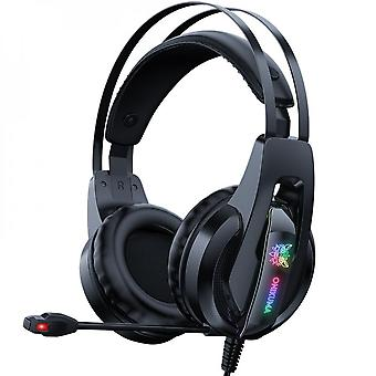 4d Deep Bass Gaming Headset For Ps5, Ps4, Xbox One, Switch