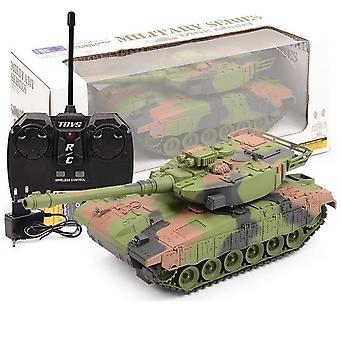 Tank Battle Launch Maastohiihto Jäljitetty kauko-ohjattava ajoneuvon indeksointirobotti