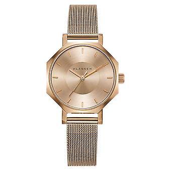 Klasse14 Okto Gold Milanese Mesh Bracelet 28MM OK17RG002S Watch