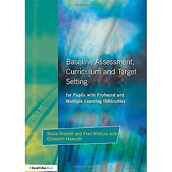 Baseline Assessment and Target Setting for Pupils with Profound and Multiple Learning Difficulties,