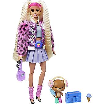 Muñeca Barbie Extra con Coletas Rubias