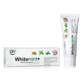 Dentifricio Sbiancante Whitemint+ Oh! Papaya bianca (75 ml)