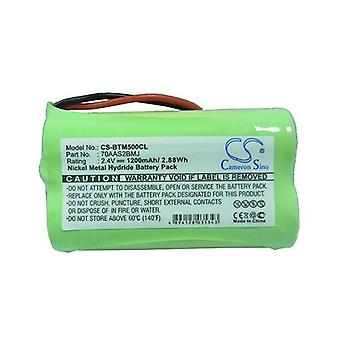 Cameron Sino Btm500Cl Battery Replacement For Binatone Cordless Phone