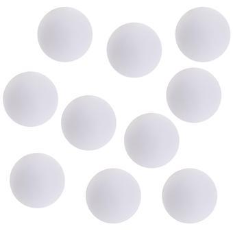 10 шт Pong Мячи Премиум Настольный теннис Мячи Продвинутые тренировочные мячи для Pong для школьного спортзала