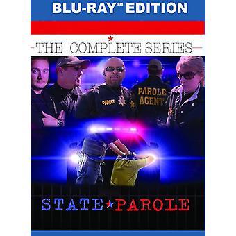 Libérations conditionnelles État: Importer des USA série complète [Blu-ray]