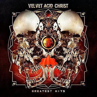 Velvet Acid Christ - Greatest Hits [Vinyl] USA import