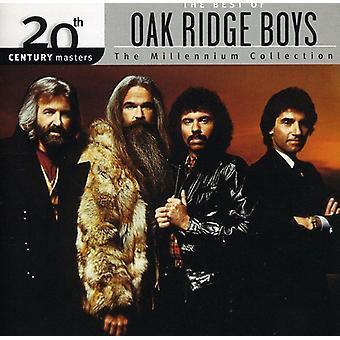 Oak Ridge Boys - Millennium Collection-20th Century Masters [CD] USA import