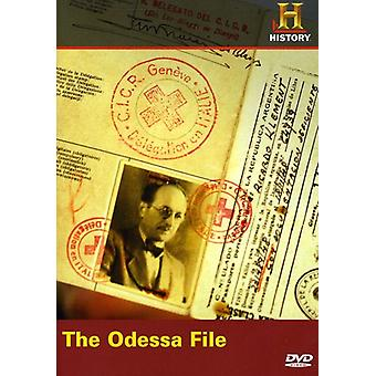 Odessa fil [DVD] USA importerer
