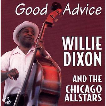 Willie Dixon - goda råd [CD] USA import