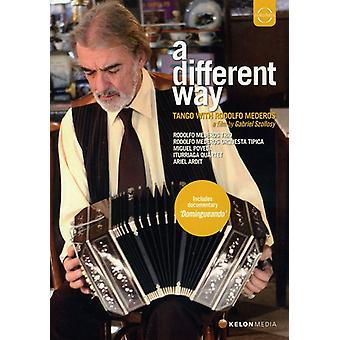 Different Way: Tango [DVD] USA import