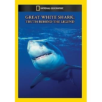 Weißer Hai: Wahrheit hinter der Legende [DVD] USA importieren