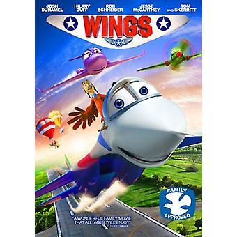 Flügel [DVD] USA import
