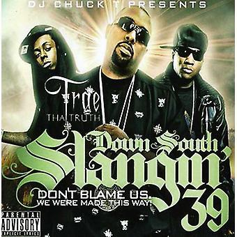 Trae Tha Truth - Down South Slangin 39 [CD] USA import