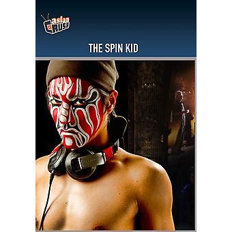 Spin Kid [DVD] USA import