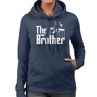 The Godfather The Brother Women's Hooded Sweatshirt