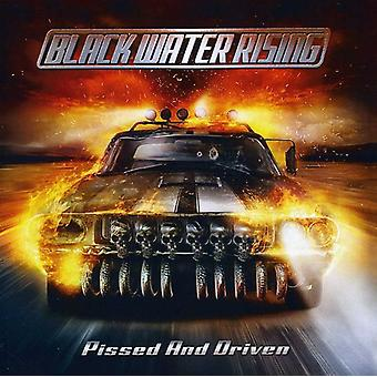 Black Water Rising - Pissed & Driven [CD] USA import