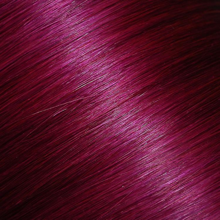 Purple - stries pince dans les cheveux