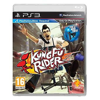 Pilotos de Kung Fu - Move Compatible (PS3) - Novo