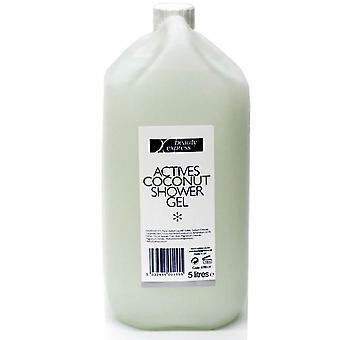 Beauty Express Coconut dusj gel