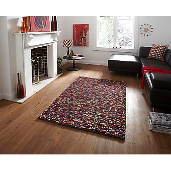 Pebbles Multi A s Rectangle Rugs Plain/Nearly Plain Rugs