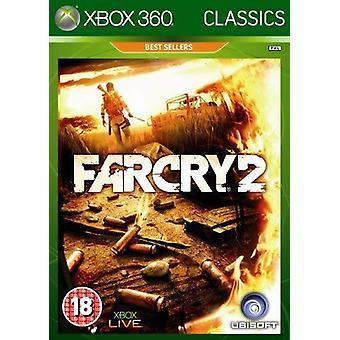 Far Cry 2 - Classics Edition Xbox 360 Game