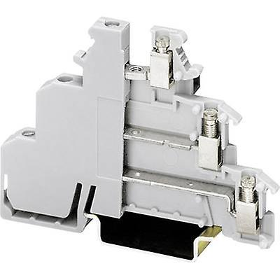 Phoenix Contact 2715979 DIKD 1,5 Three-level Feed-through Terminal Block Grey
