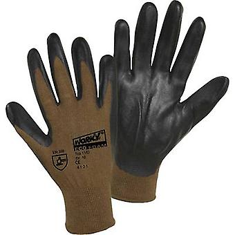 L+D worky ECO NITRIL 1162 Rayon Protective glove Size (gloves): 11, XXL EN 388 CAT II 1 pc(s)