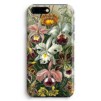 iPhone 8 Plus pełna obudowa głowiczki (błyszcząca) - Haeckel Orchidae