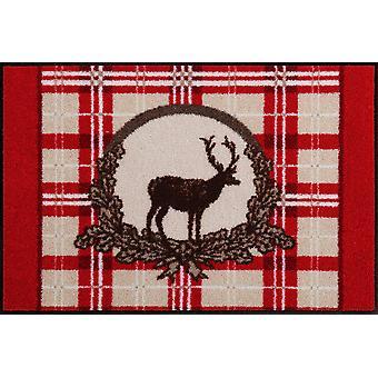 Tapis de sol lavable 50 x 75 cm de Red Deer Salon Loewe