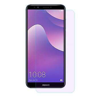 Huawei Y7 2018 screen protector 9 H laminated glass tank protection glass tempered glass