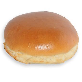 Fosters congelati affettato smaltato Brioche Burger Buns 5 pollici