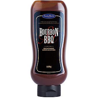 Santa Maria Bourbon BBQ Sauce