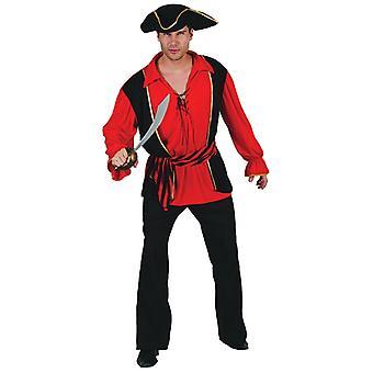 كابتن القراصنة (السترات & قميص/قبعة).
