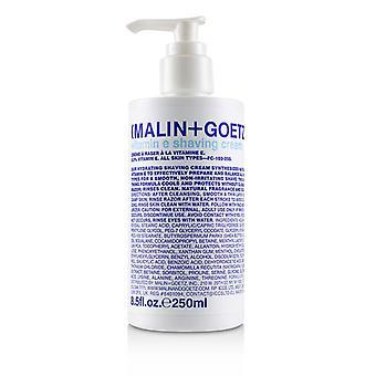 مالين + غوتز كريم الحلاقة فيتامين E-250 مل/8.5 أوقية