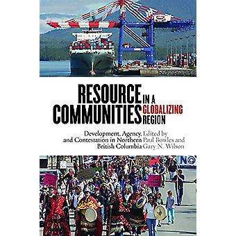 Resursen samhällen i en alltmer globaliserad Region - utveckling - myndighet-