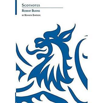 Robert Burns by Kenneth Simpson - 9780948877223 Book