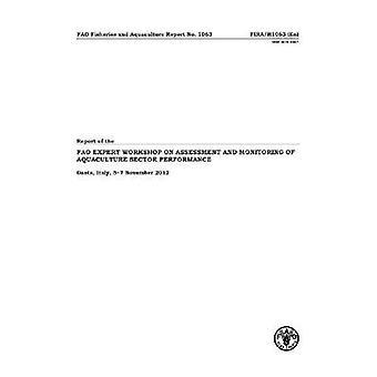 Rapport från FAO verkstaden för bedömning och övervakning av Aquacultur