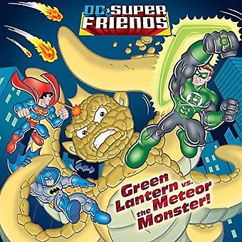 Green Lantern vs. das Meteor-Monster! (DC Super Freunde)