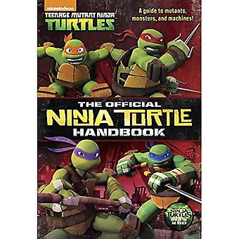 Le manuel de tortue Ninja officiel (Teenage Mutant Ninja Turtles)
