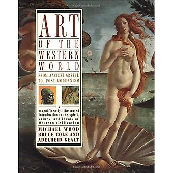 Arte del mundo occidental: de Grecia a la Post modernidad