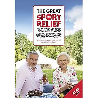 Den stora Sport Relief Bake Off: 13 må-bra recept att baka själv stolt för Sport Relief