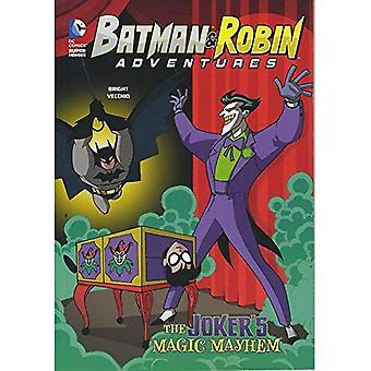 Jokers magiske Mayhem (Batman & Robin eventyr)
