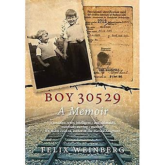 Ragazzo 30529: Un libro di memorie