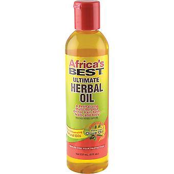 Afrikas bedste ultimativ urte olie 235ml
