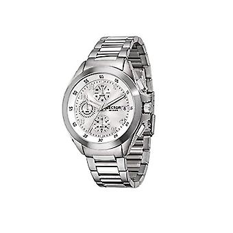 SECTOR NO LIMITS watch chronograph quartz men with stainless steel strap R3273687003