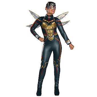 Wasp Deluxe Marvel Ant-Man and the Wasp Superhero Womens Costume