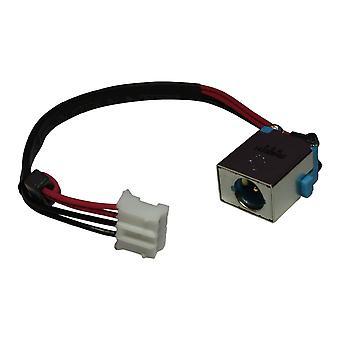 Acer Aspire ES1-520 Compatible Laptop DC Jack conector con Cable