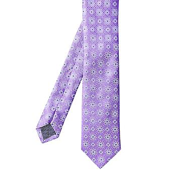 伊顿丝绸图案领带