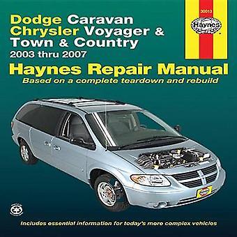Dodge Caravan Automotive Repair Manual by John Haynes - 9781563928505