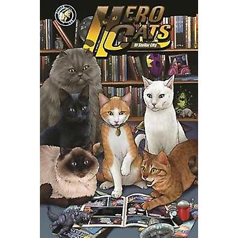 Hero Cats of Stellar City - New Visions Volume 5 by Kyle Puttkammer -